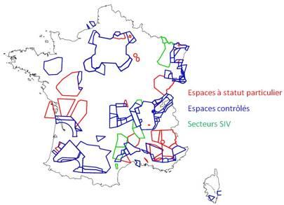 Espaces Aeriens Nouveaux 2013-01