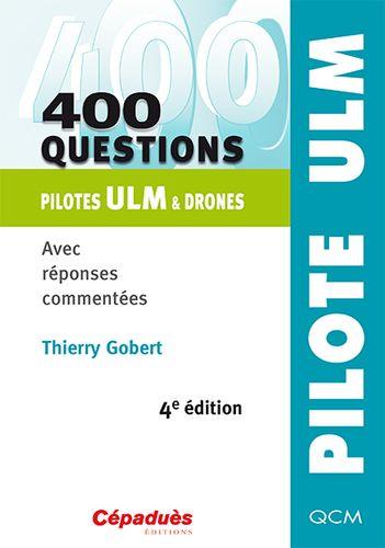 Cepadues 400 questions ULM-Drones