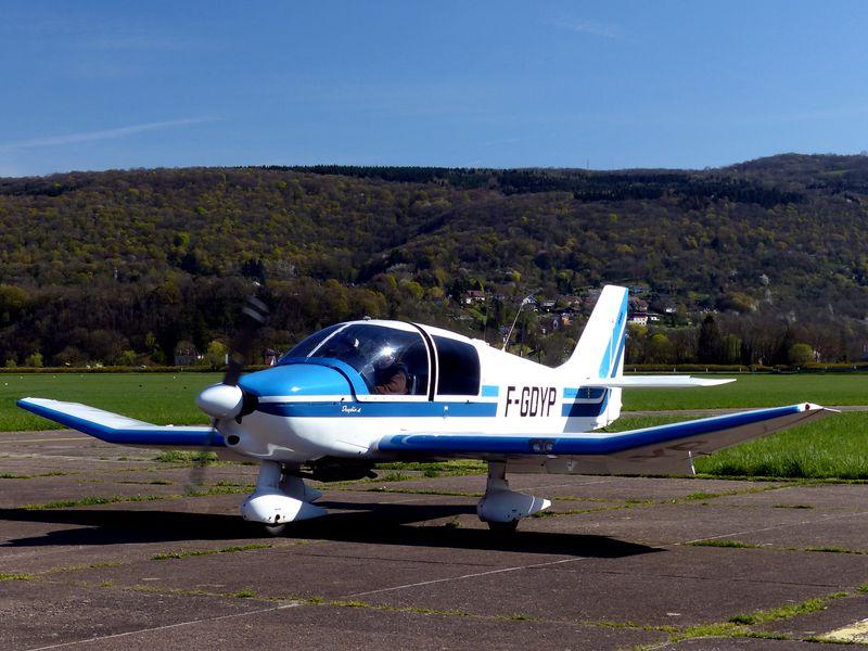 un nouvel avion pour le vol moteur